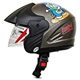 ACTIVE Junior Open Face Face Helmet for Kids from 3 to 6 Years