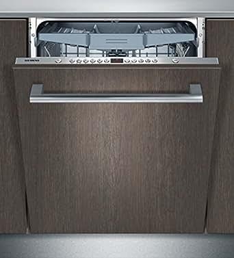 Siemens SN66M088EU Lave-vaisselle 44 dB A+++-10% Marron, Argent