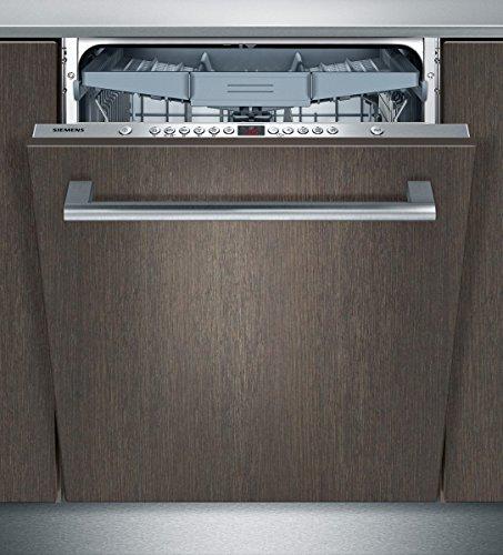 Siemens SN66P082EU iQ500 Geschirrspüler Vollintegriert / A+++ / 237 kWh / 14 MGD / 2660 Liter / 3-fach Wasserschutz 24h