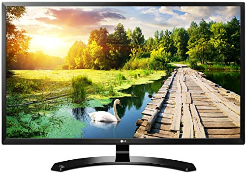 LG 32MP58HQ-P 80,01 cm (31,5 Zoll) Full HD IPS LED Monitor (Sleek Cut Design, Reader Mode, Flicker Safe), schwarz