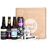 This mixed case of 6 beers consists of pale, amber and dark beers from award-winning breweries hand-picked by the expert team at HonestBrew, plus an exclusive bar blade. A unique selection of seasonal craft beers from acclaimed independent breweries ...
