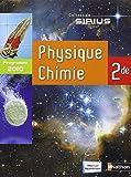 Physique Chimie 2nd : Livre de l'élève