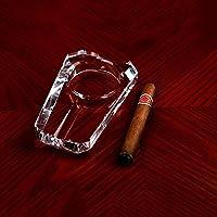 Moda e pratico buon sigaro di cristallo Posacenere grande creativo Cigar Ashtray