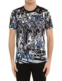 Dolce & Gabbana Men's T-Shirt Dancing in Palermo