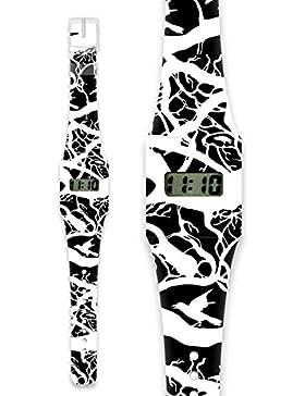 RABEN Pappwatch / Armbanduhr aus reißfestem und wasserabweisendem TYVEK®