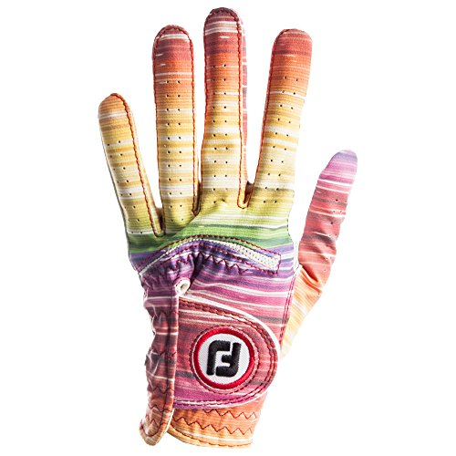 Footjoy Spectrum Handschuh Damen Rainbow Linke Hand/M