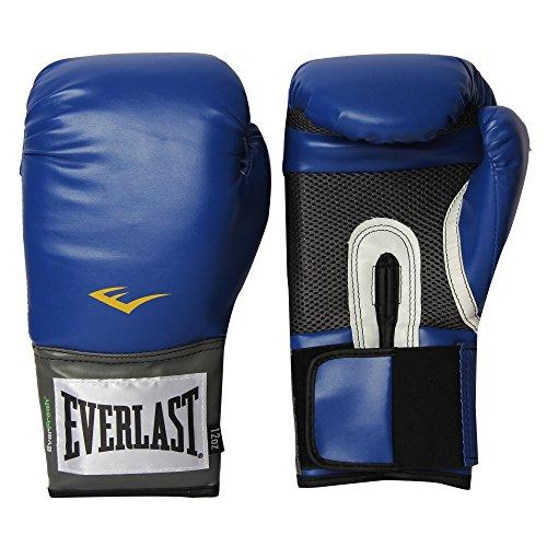 Everlast Pro Style Training Boxing Gloves  Blue, 10oz