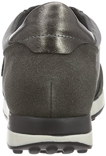 Remonte Dorndorf D1801, Derbies à lacets femme Gris - Grau (dust/asphalt/altsilber / 45)