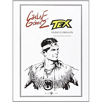 Tex. Verso L'oregon