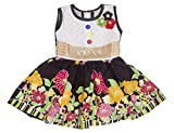 Retaaz Girls Empire Frock (3-6 Months, B...