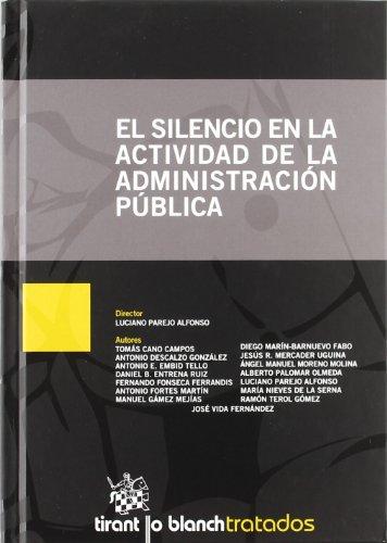 El Silencio en la Actividad de la Administración Pública