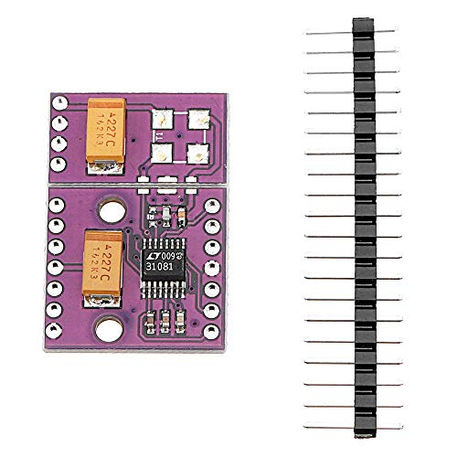 ILS - CJMCU-3108 LTC3108-1 Ultra Low Voltage Boost-Wandler Power Manager Development Board -
