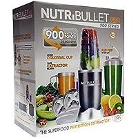 NUTRIBULLET PRO 900W SERIE NUTRI BULLET 15 pezzi, con Superfood MISCELATORE