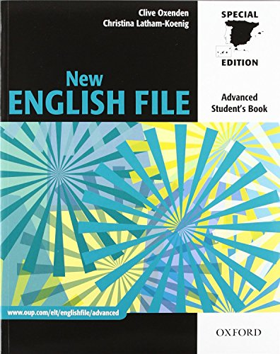 New English File Advance. Student's Book and Workbook
