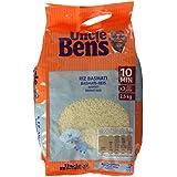 UNCLE BEN'S Riz Basmati Cuisson 10 Min Vrac 2.5 kg