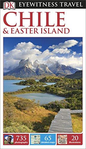 Chile & Easter Island. Eyewitness Travel Guide (Eyewitness travel guides) por Vv.Aa.