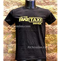 FakeTaxi Driver maglietta nera T-shirt Fake Taxi Bang Bus PornHub xxnx xvideo brazzers