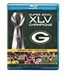 Green Bay Packers Super Bowl XLV Champions NFL Blu-Ray