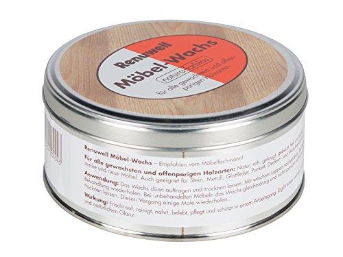 Renuwell Möbel-Wachs 500 ml Test