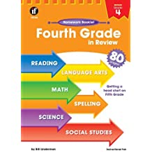 Fourth Grade in Review Homework Booklet (Homework Booklets) by Linda Hartley (1999-01-29)