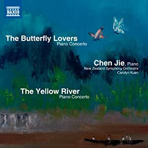 The Butterfly Lovers (The Yellow River) (Chen Jie/ New Zealand Symphony Orchestra/ Carolyn Kuan) (Naxos: 8570607)