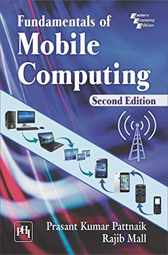FUNDAMENTALS OF MOBILE COMPUTING (English Edition)