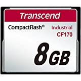 TRANSCEND 8GB CF CARD CF170 Industrie