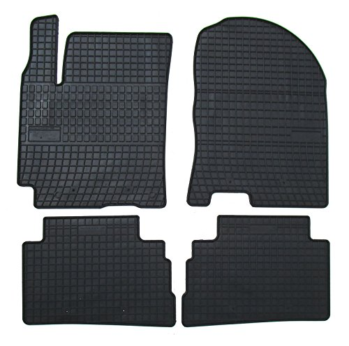 TN Profimatten Gummifussmatten Auto-Fußmatten Passform GHY0401990A