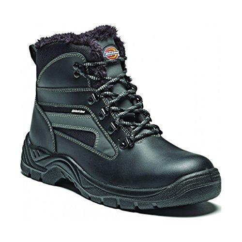Dickies Severn - Chaussures montantes de sécurité - Homme Noir