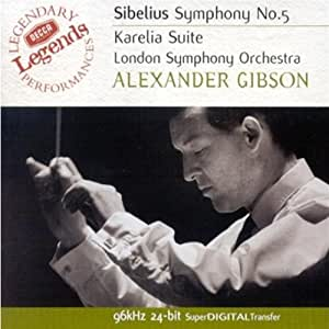 Sinfonie 5/Karelia Suite