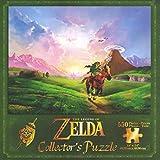 The Legend of Zelda Link's Ride Collector'S Puzzle (550Pcs)