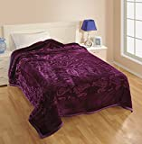 Shital Embossed Double AC Mink Blanket P...
