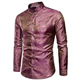 Oktoberfest Herren Party Hemd Slim Fit Streifen Langarm Bluse Casual Button Shirts Herbst Fashion Formal Top Outdoor Jacke