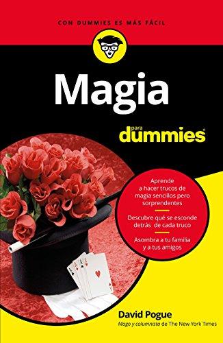 Magia para Dummies por David Pogue