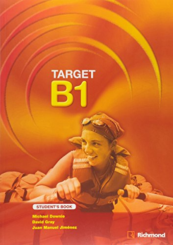 Target B1 Student'S Book+Multimedia Cd-Rom/Cd-Audio - 9788466813778