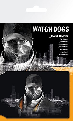 GB eye étui - porte-carte de watch dogs - aiden