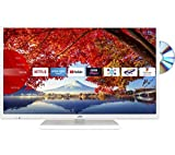 JVC 32 inch Smart HD Ready LED TV with Built-in DVD Player