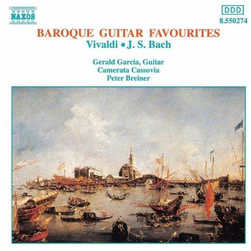 Harpsichord Concerto in D minor, BWV 1052 (guitar trans. Garcia): II. Adagio