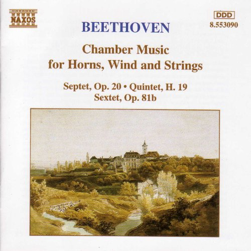 Beethoven: Chamber Music for H...