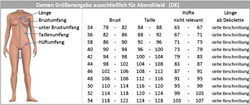 JuJu Christine Satin Bolero Jäckchen zur Abendgarderobe Damen Vers. Farben Gr. 34 - 42 Schwarz