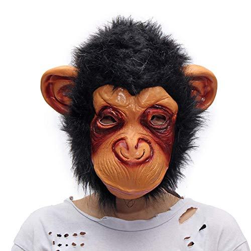 Casavidas Halloween-Kostüm für Erwachsene, Tierschimpanse, -