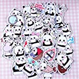 Kreative Kawaii selbstgemachte Panda Baby schöne Aufkleber Scrapbooking dekorative Aufkleber/DIY...