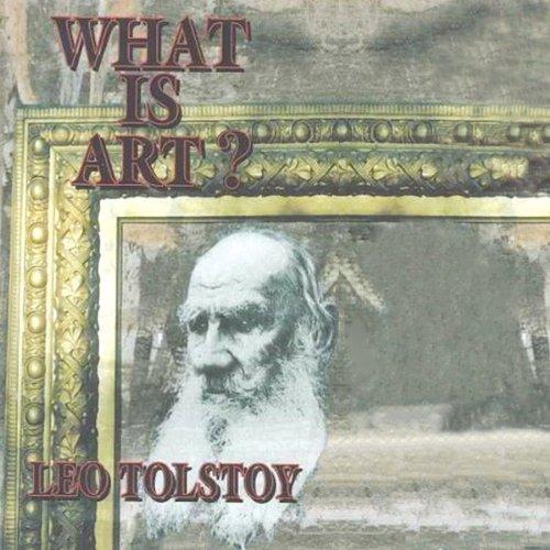 What Is Art?  Audiolibri