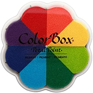 ColorBox Pinwheel Pigment Petal Point Option Pad in 8 Colors, Multi-Colour