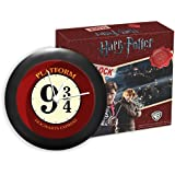 Mc Sid Razz Harry Potter- Hogwarts 9 3/4 | Table Clocks |Desk Clock | Table Clock For Home Decor |Table Clock For Office. Official Licensed By Warner Bros, USA