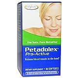 Petadolex, Pro-Active, 60 Softgels - enzymatische Therapie