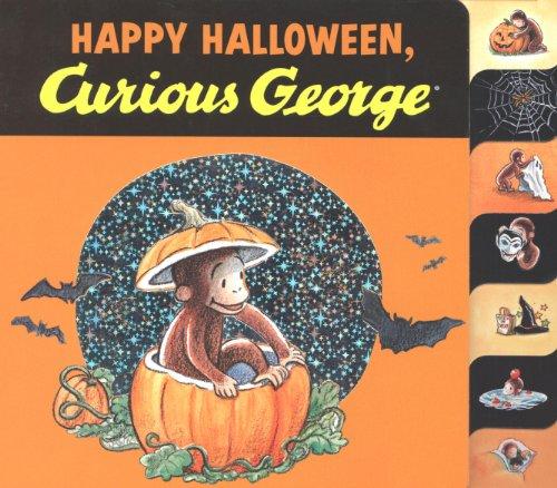 Happy Halloween, Curious George (English Edition) (Happy Halloween Rhymes)