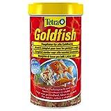 TETRA Goldfish flakes bio active - Aliment Complet en flocons pour Poisson Rouge - 500ml