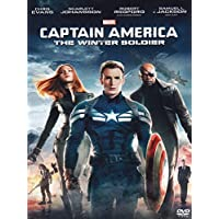 captain america the winter soldier dvd Italian Import by samuel l. jackson