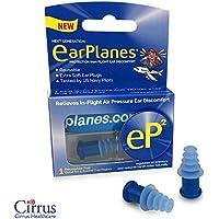 EarPlanes eP2Ohrstöpsel, wiederverwendbar, 1Paar preisvergleich bei billige-tabletten.eu